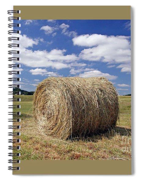 Open Field Spiral Notebook