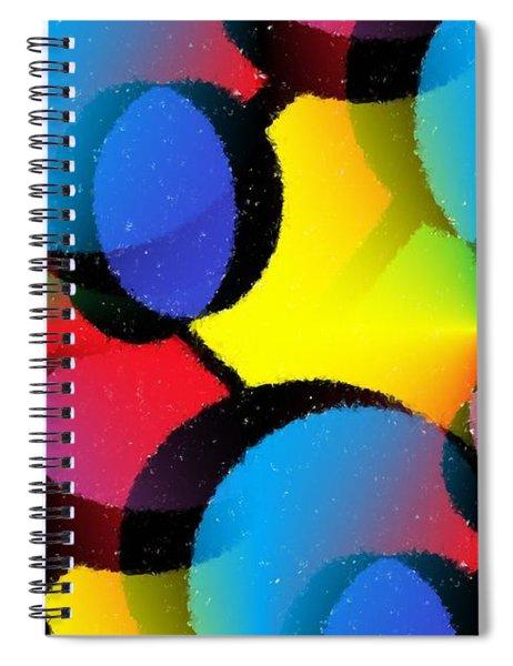 Orbit Spiral Notebook