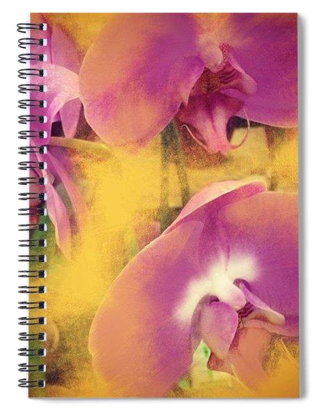 Orchid Dream Spiral Notebook