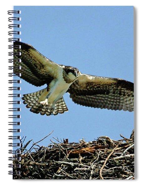 Osprey 4 Spiral Notebook