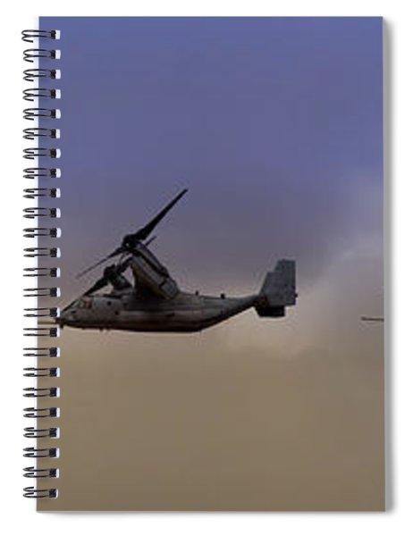 Osprey Transformation Spiral Notebook
