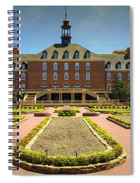 Osu Student Union Spiral Notebook