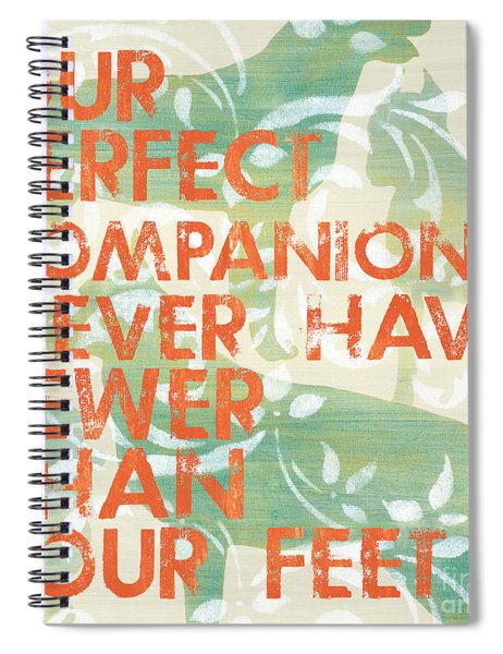Our Perfect Companion Spiral Notebook