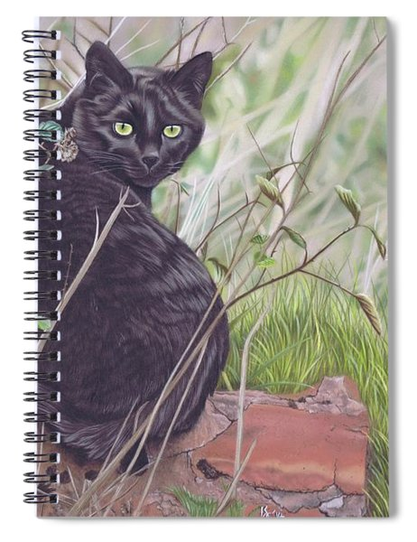 Out Hunting Spiral Notebook