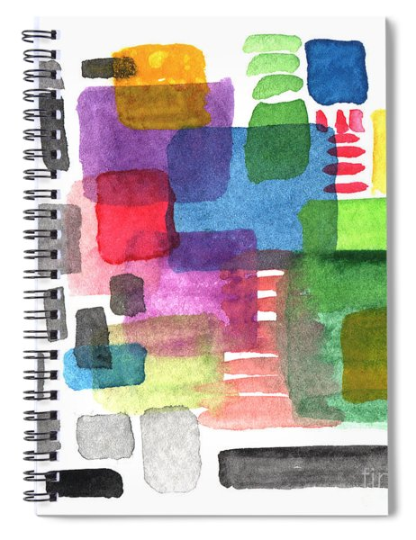 Out Of The Box Spiral Notebook