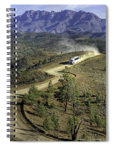 Outback Tour Spiral Notebook