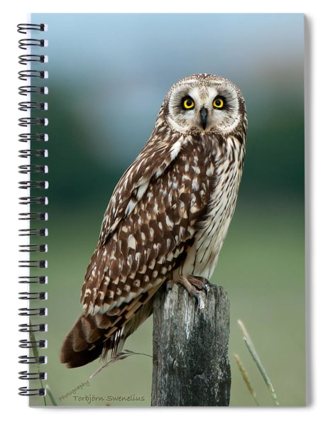 Owl See You Spiral Notebook