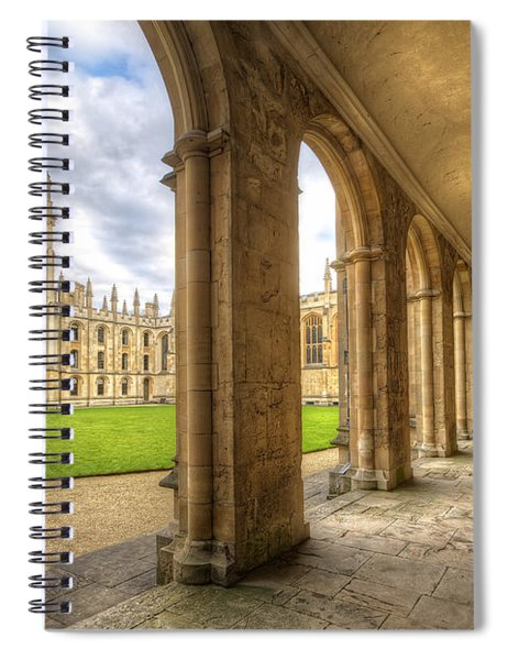 Oxford University - All Souls College 2.0 Spiral Notebook