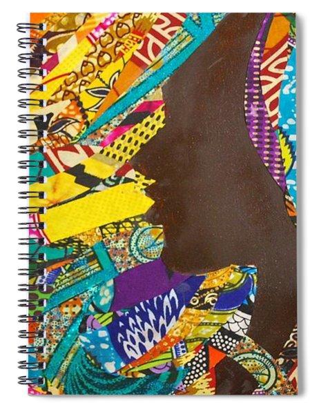 Oya I Spiral Notebook