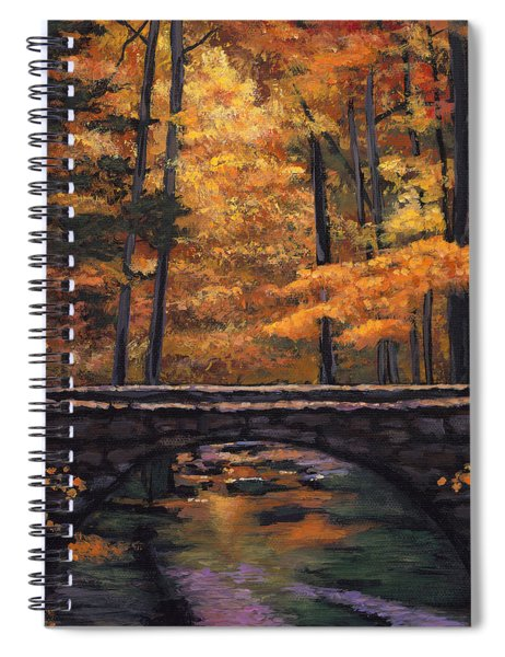 Ozark Stream Spiral Notebook
