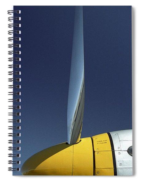 P51 Spiral Notebook