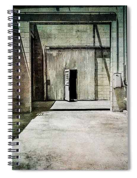 Pacific Airmotive Corp 28 Spiral Notebook