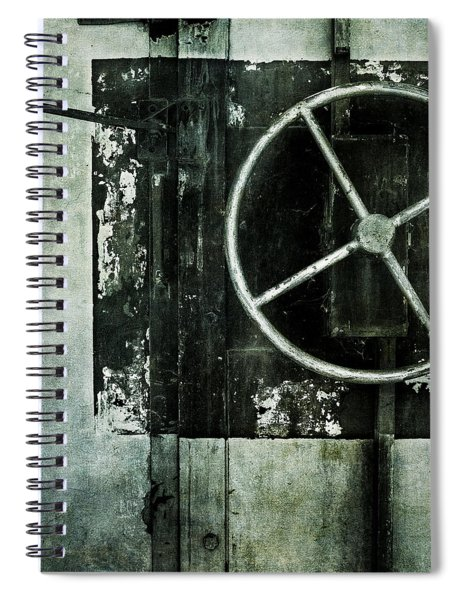 Pacific Airmotive Corp 29 Spiral Notebook