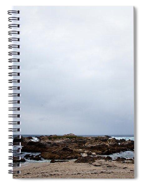 Pacific Horizon Spiral Notebook