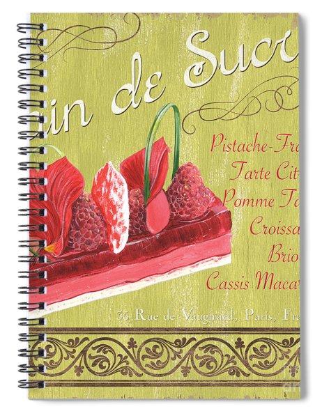 Pain De Sucre 2 Spiral Notebook