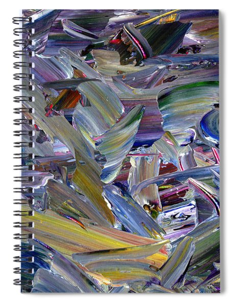 Paint Number 57 Spiral Notebook