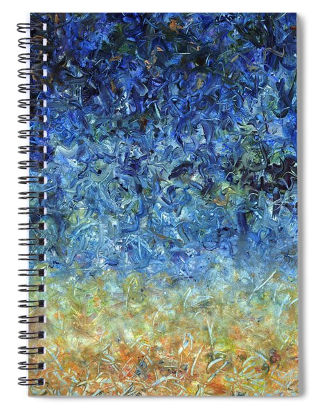 Paint Number 59 Spiral Notebook