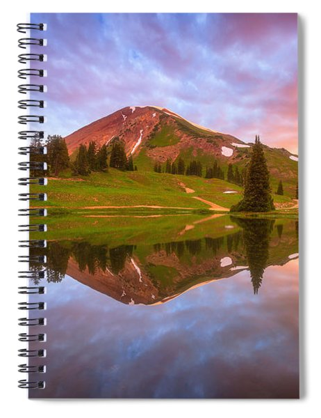 Paradise Dreams Spiral Notebook