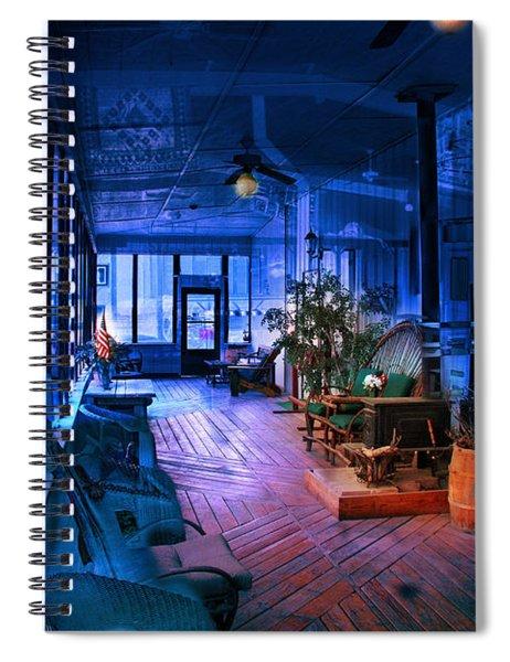 Paranormal Activity Spiral Notebook