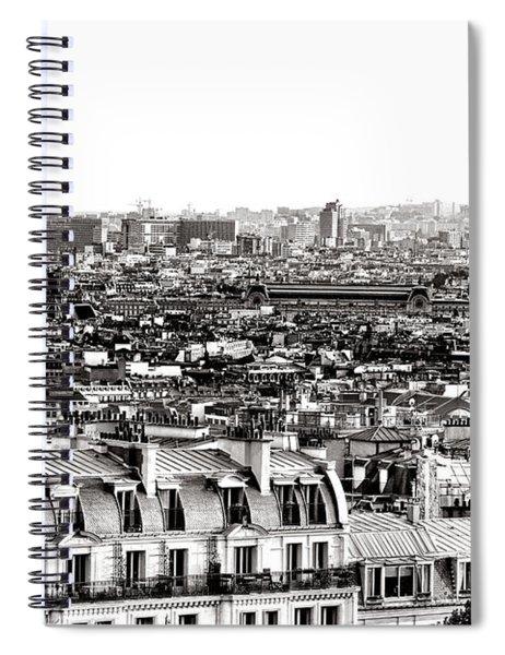 Paris Montparnasse Spiral Notebook