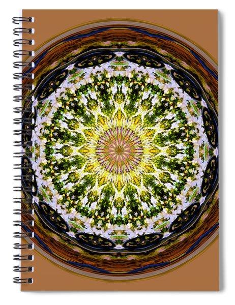 Parkside Mandala Spiral Notebook