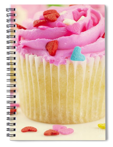 Party Cake Spiral Notebook
