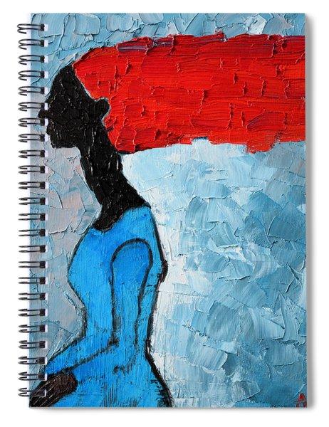 Passion Seeker Spiral Notebook