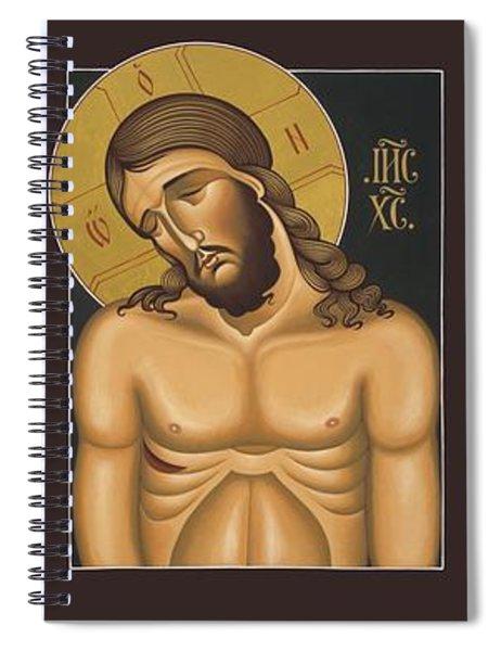 Passion Triptych Spiral Notebook