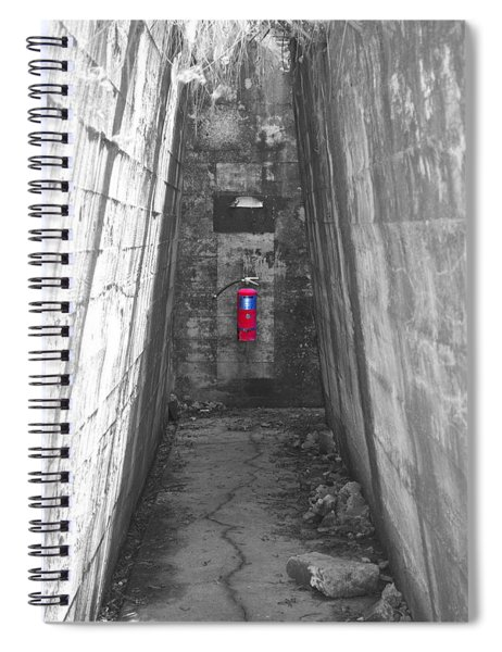 Past Emergency Spiral Notebook