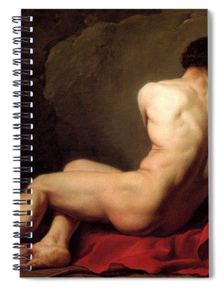 Patroclus Spiral Notebook