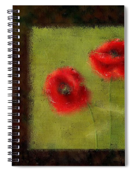 Pavot - 027023222-bl02 Spiral Notebook