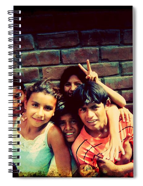 Peace From Piura Spiral Notebook