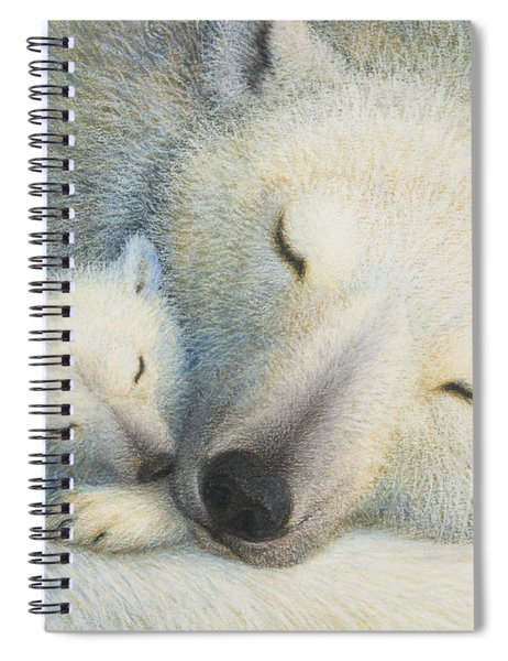 Peace Spiral Notebook