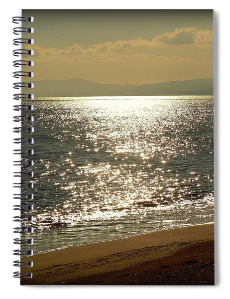 Peace Of Mind... Spiral Notebook