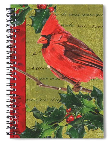 Peace On Earth 2 Spiral Notebook