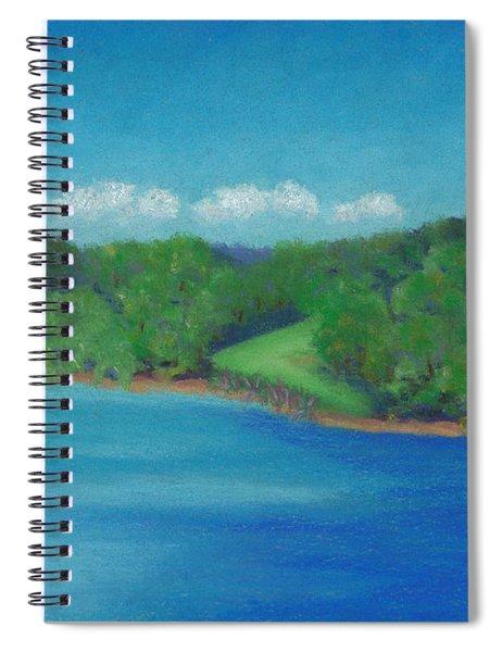 Peaceful Beginnings Spiral Notebook