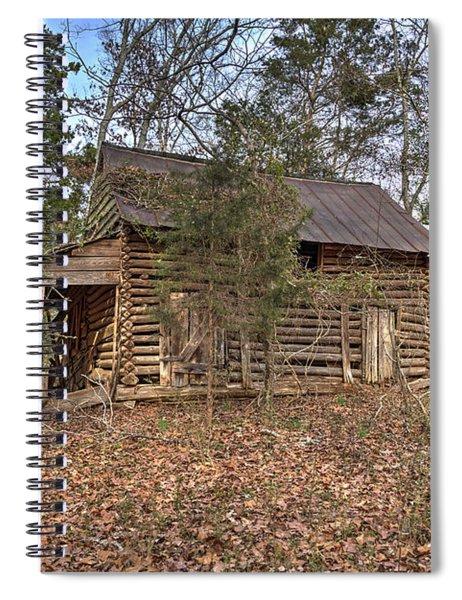 Peak Ruins-2 Spiral Notebook