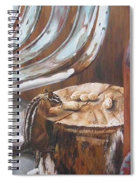 Peanuts Spiral Notebook