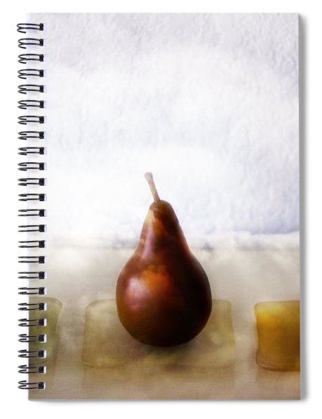 Pears In The Clouds Spiral Notebook