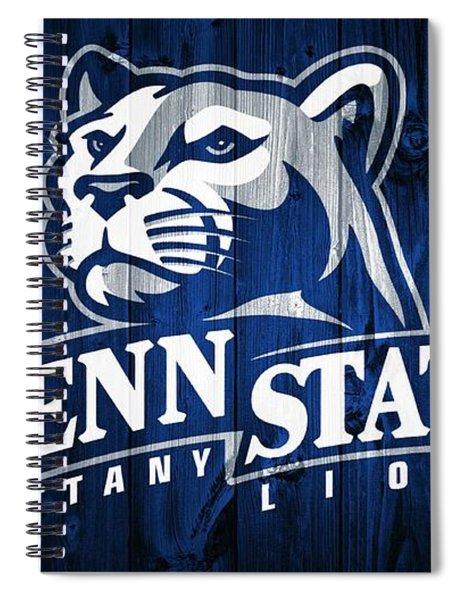 Penn State Barn Door Spiral Notebook