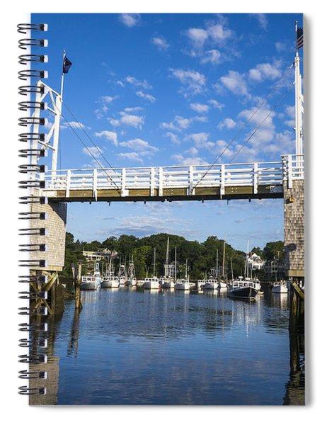 Perkins Cove - Maine Spiral Notebook