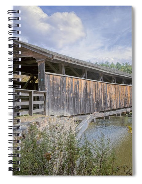 Perrine's Covered Bridge Spiral Notebook