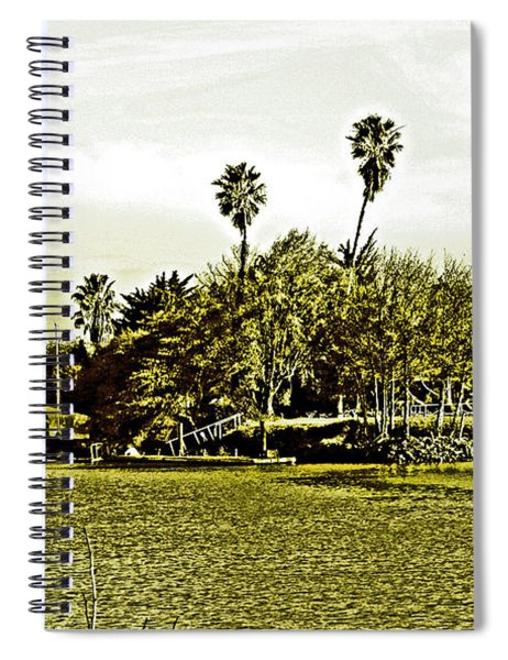 Perry's Spiral Notebook