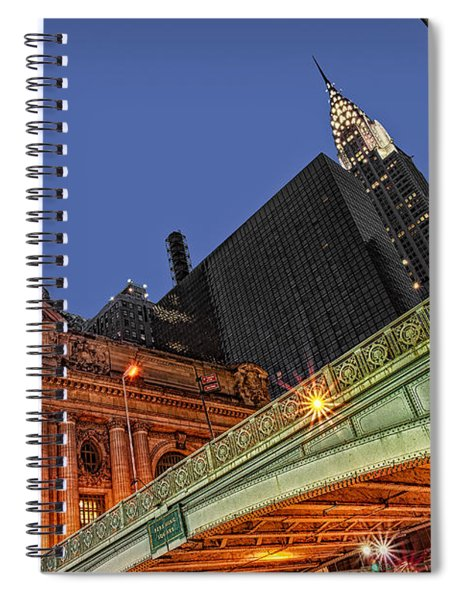 Pershing Square Spiral Notebook