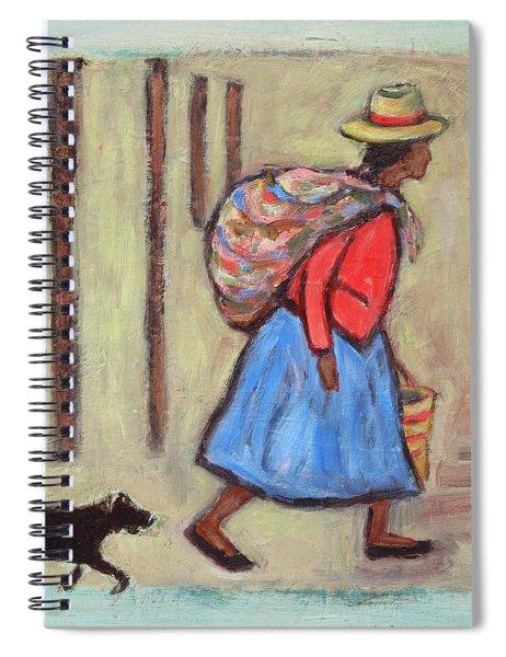 Peru Impression I Spiral Notebook