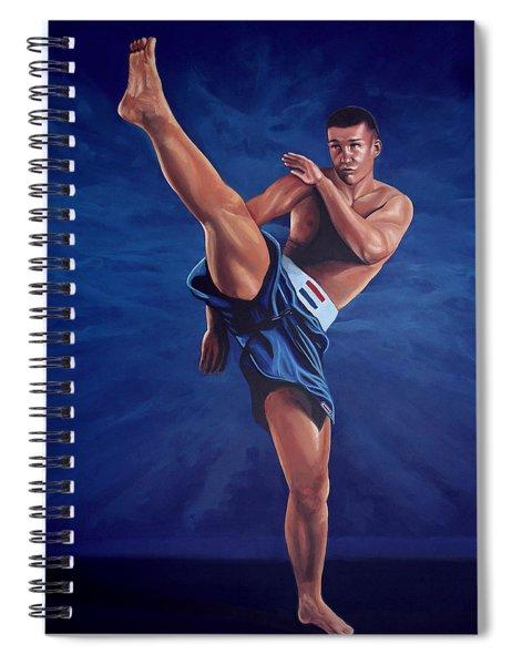 Peter Aerts  Spiral Notebook