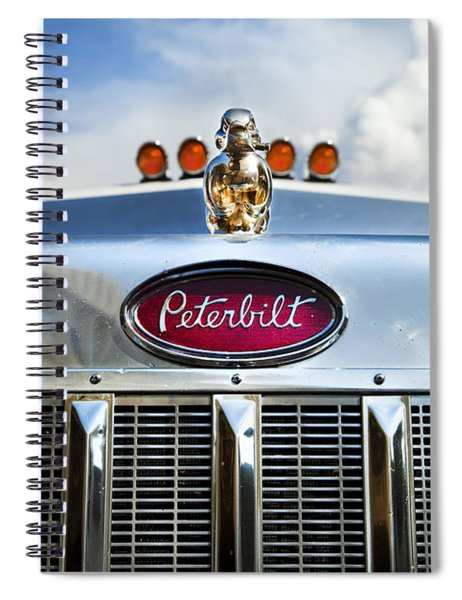 Peterbilt Spiral Notebook