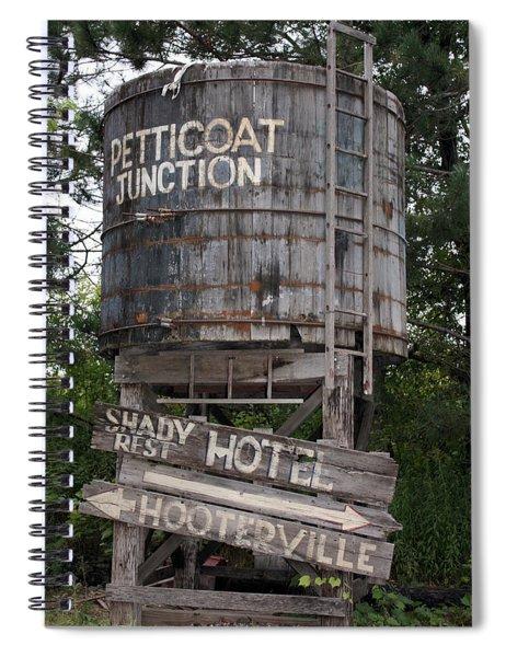 Petticoat Junction Spiral Notebook
