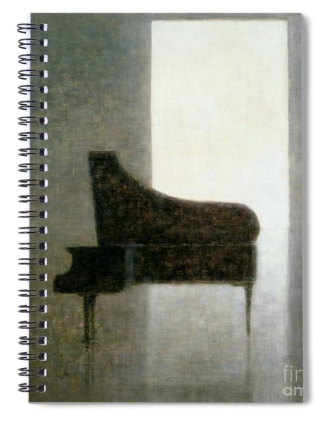 Piano Room 2005 Spiral Notebook