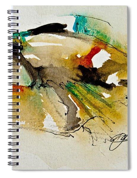 Picasso Trigger Spiral Notebook